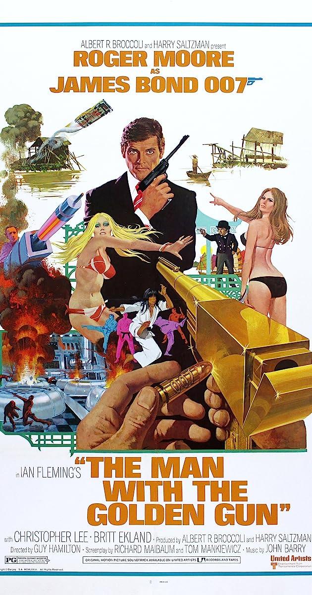 Điệp Viên 007: Người Đàn Ông Với Khẩu Súng Vàng