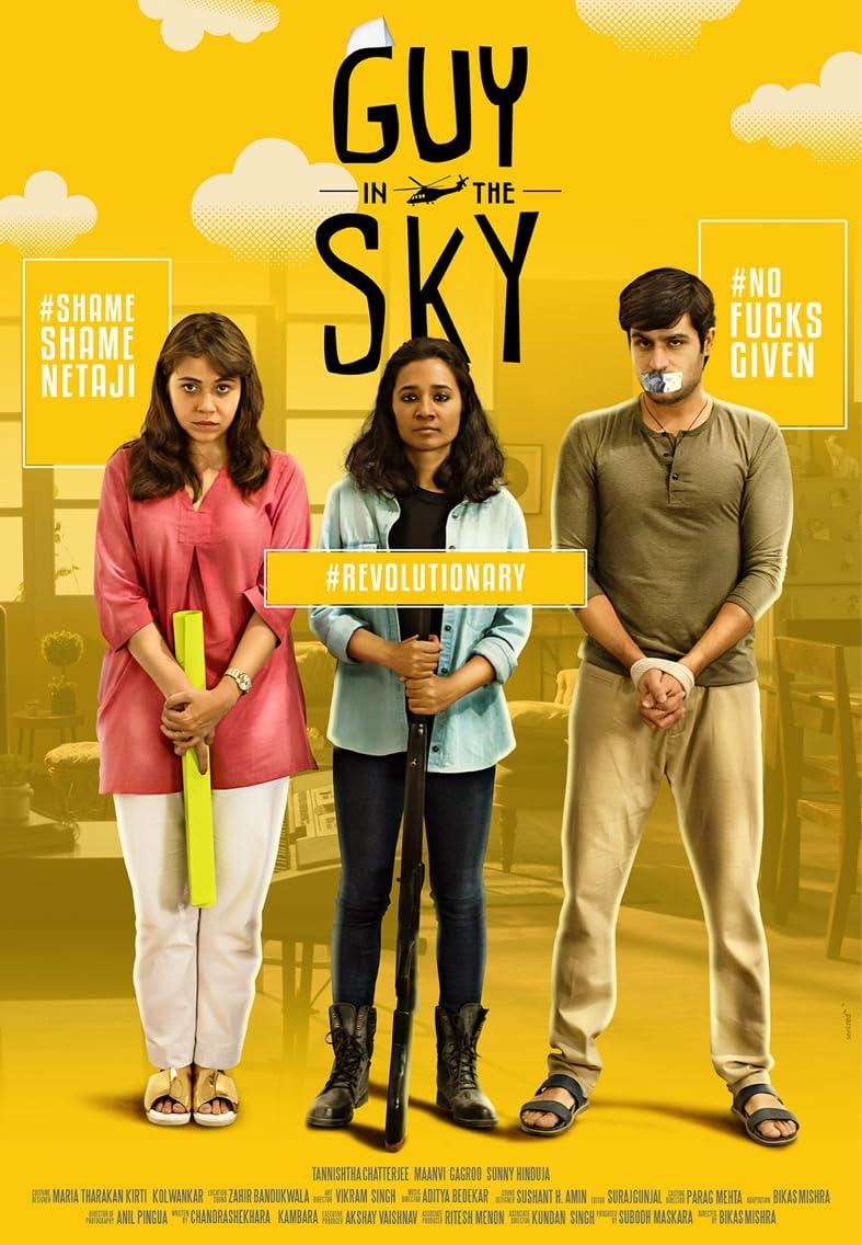 Guy in the Sky (2017)