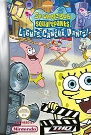 Spongebob light camera