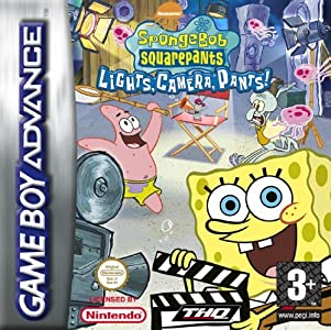 SpongeBob SquarePants: Lights, Camera, Pants! movie download hd