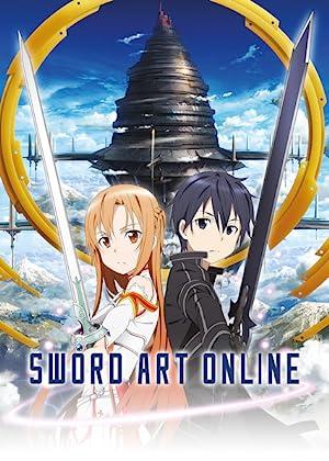 دانلود زیرنویس فارسی سریال Sword Art Online 2012 هماهنگ با نسخه 720p