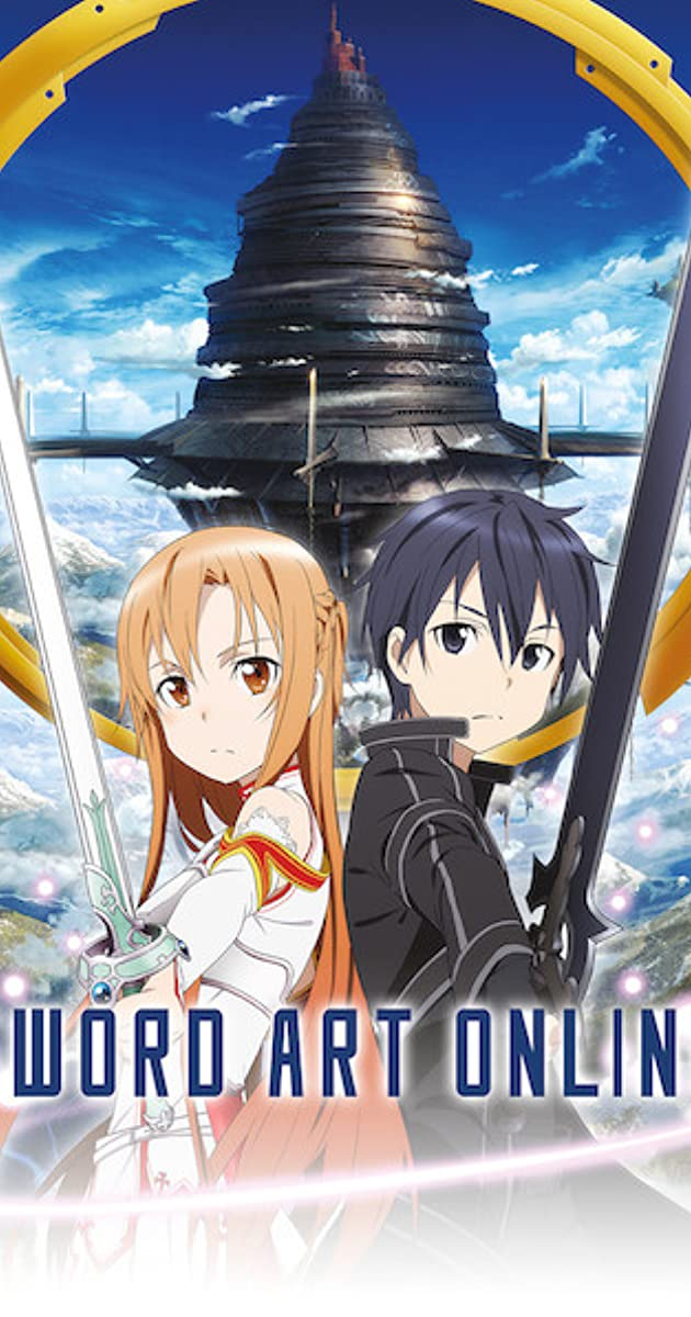 Sword Art Online Tv Series 2012 Imdb