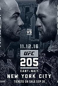 Primary photo for UFC 205: Alvarez vs. McGregor