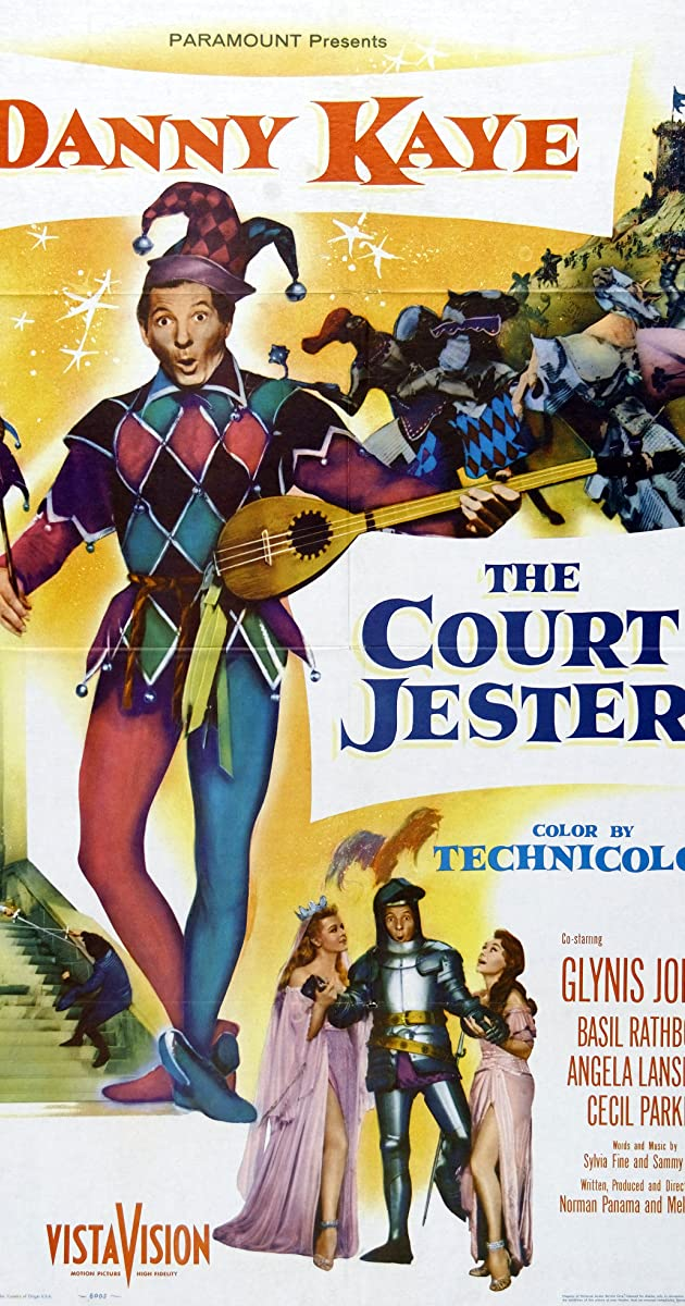 French court midget jester