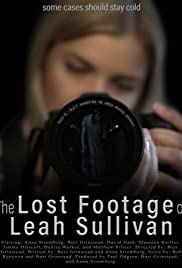 The Lost Footage of Leah Sullivan Poster