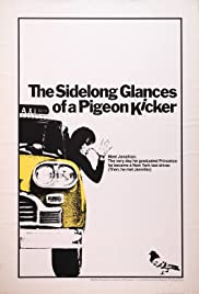 The Sidelong Glances of a Pigeon Kicker Poster