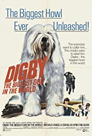 Digby: The Biggest Dog in the World Poster