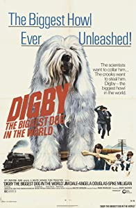 Movies subtitles free download Digby: The Biggest Dog in the World [480i]