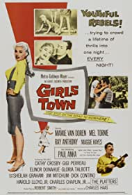Girls Town (1959) Poster - Movie Forum, Cast, Reviews