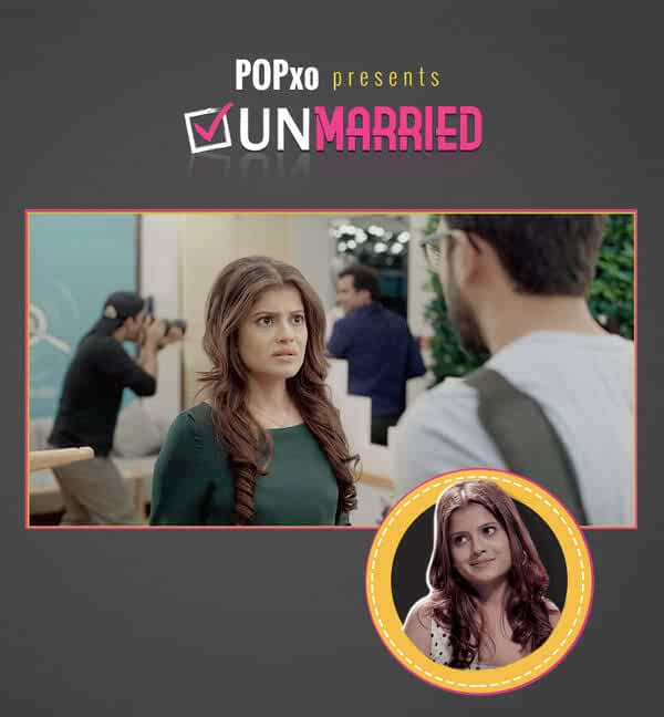 Sanchay Goswami, Aashita, Jitender Singh Rajput, Riya Ahuja, Sandeep Jain, and Jayashree in POPxo - Unmarried (2018)