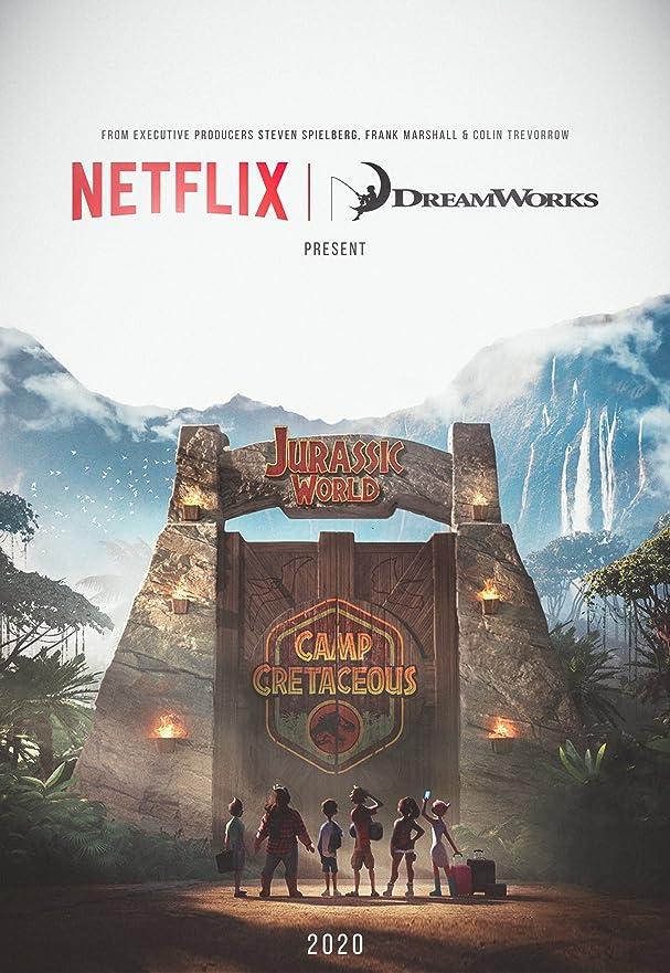 侏羅紀世界:白堊冒險營 (第3季)   awwrated   你的 Netflix 避雷好幫手!