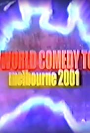 The World Comedy Tour: Melbourne 2001 Poster
