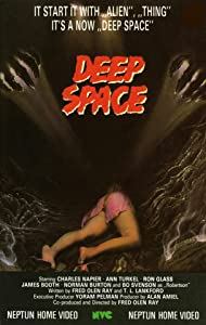 Divx downloads movies Deep Space by Jeff Kwitny [SATRip]