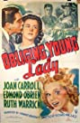 Obliging Young Lady (1942) Poster