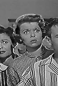 William Bendix, Wesley Morgan, Marjorie Reynolds, and Lugene Sanders in The Life of Riley (1953)