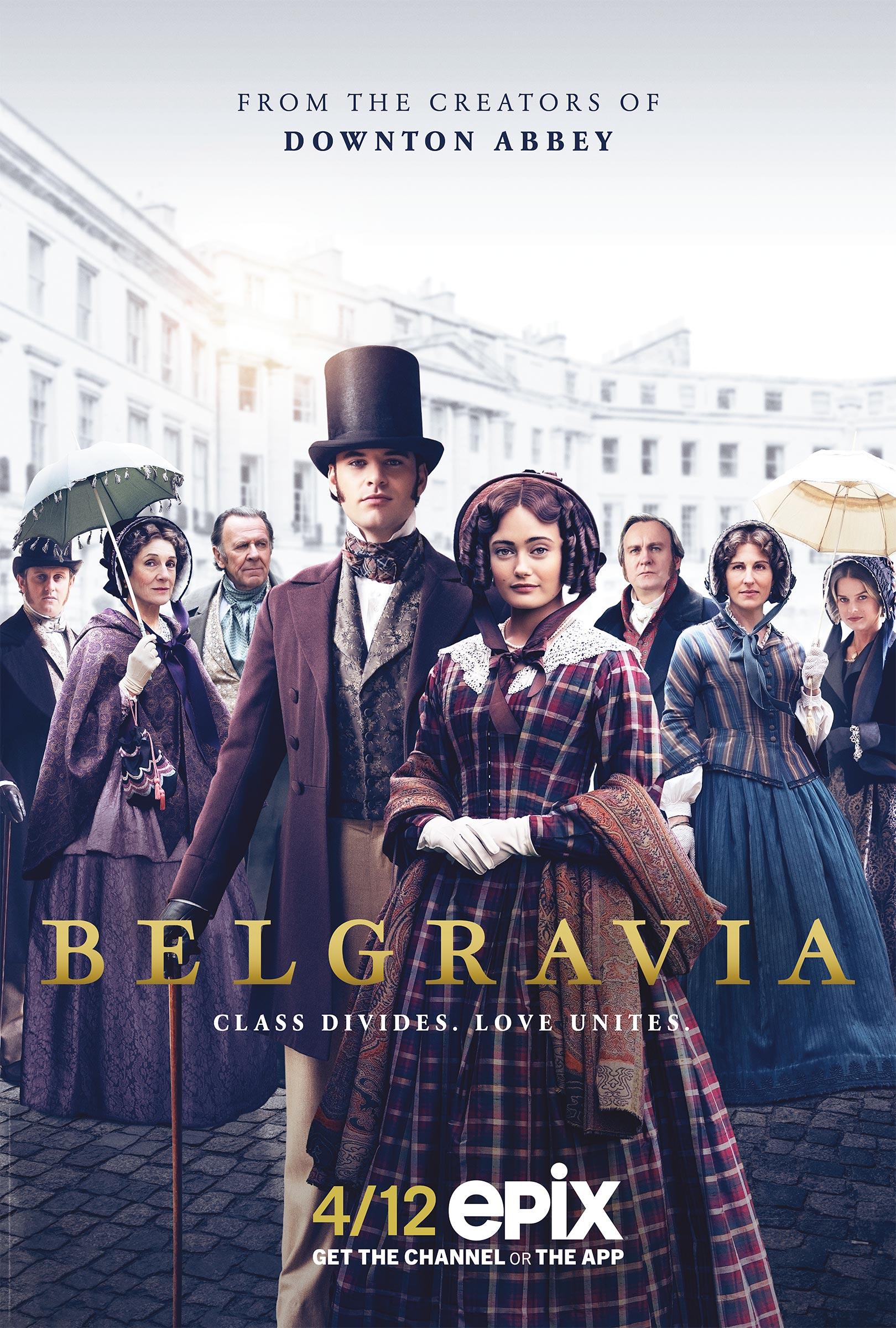 BELGRAVIA (1 sezonas)