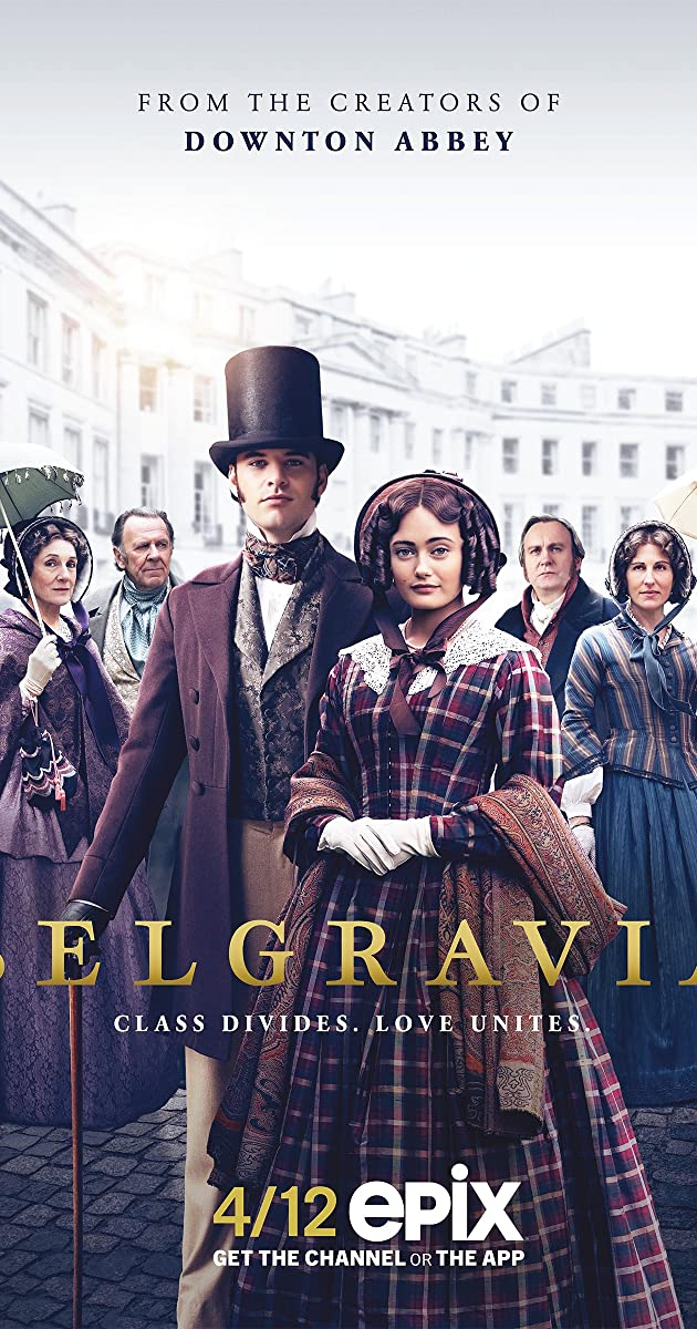 Download Belgravia or watch streaming online complete episodes of  Season1 in HD 720p 1080p using torrent