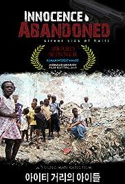 Haitian Street Kids Revisited Poster