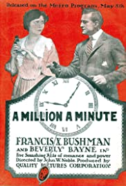 A Million a Minute Poster