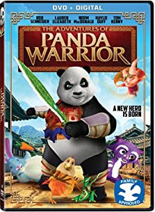 The Adventures of Panda Warrior (2012)