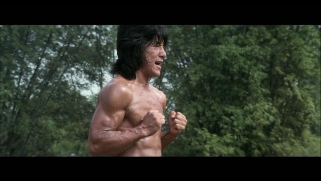 Jackie Chan at an event for Xiao quan guai zhao (1979)