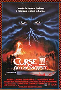 Primary photo for Curse III: Blood Sacrifice