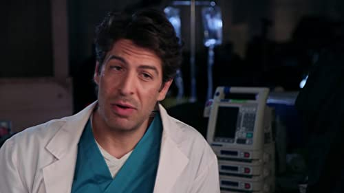 Heartbeat: Don Hany On His Character