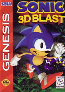 Sonic 3D Blast full movie torrent