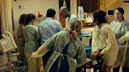 Saving Hope: Charlie Is Rushed Into The Hospital. He Realizes He's In Between Worlds
