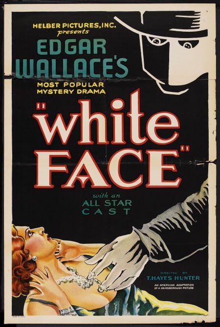 Renee Gadd in White Face (1932)