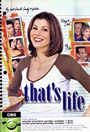 That's Life Poster