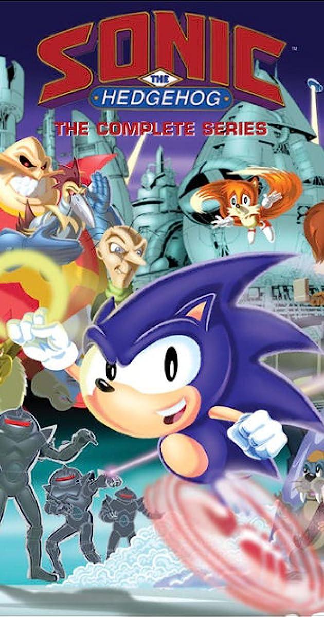 Sonic The Hedgehog Tv Series 1993 1994 Imdb