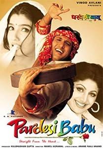 Watch full dvd movies Pardesi Babu by Harmesh Malhotra [Quad]