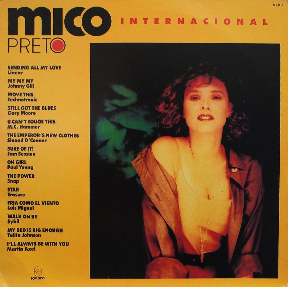 Louise Cardoso in Mico Preto (1990)