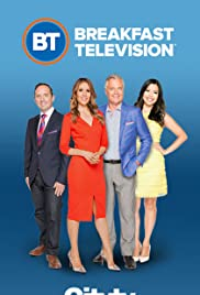 Breakfast Television Poster