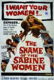 The Rape of the Sabines (1962) Poster - Movie Forum, Cast, Reviews