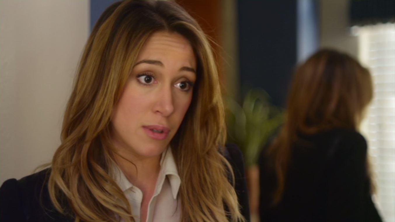 Haylie Duff in Holiday Engagement (2011)