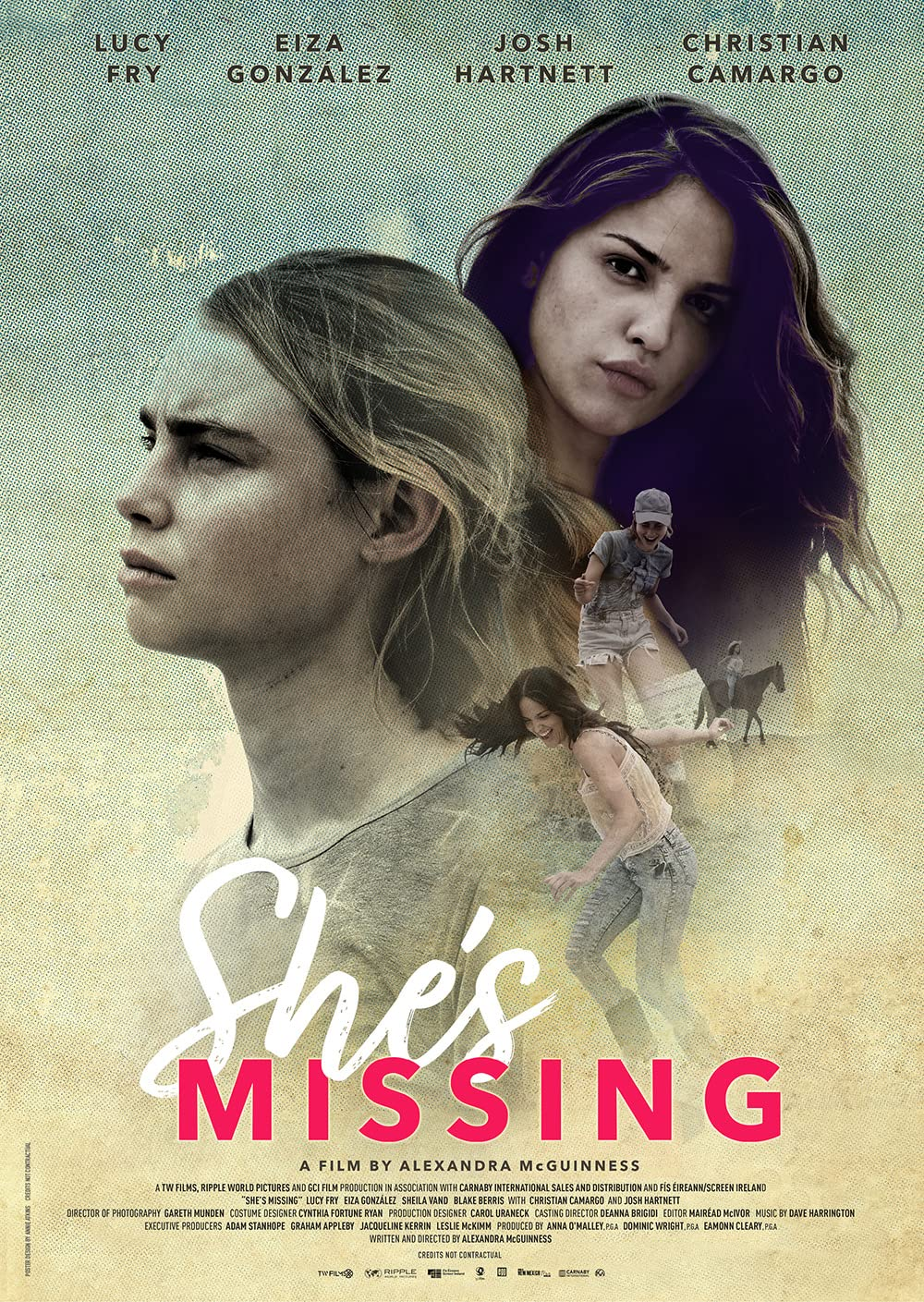 She's Missing (2019) Hindi Dubbed