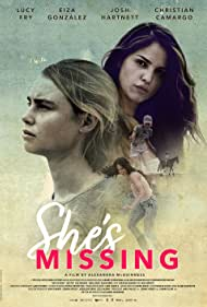 Eiza González and Lucy Fry in She's Missing (2019)
