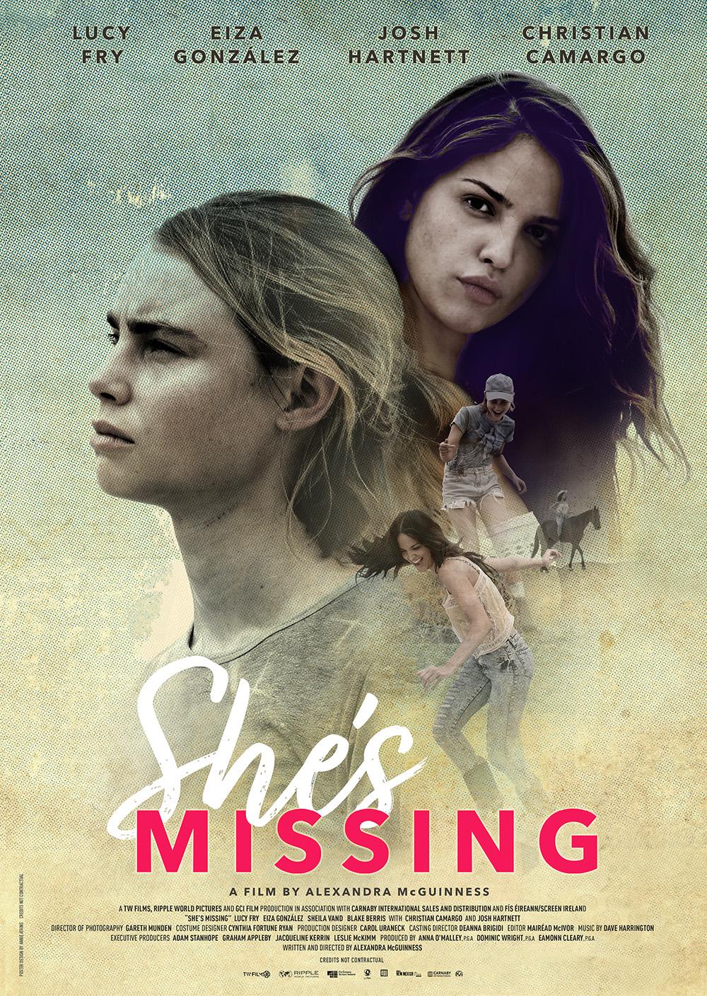 She's Missing (2019) WEBRip 720p & 1080p