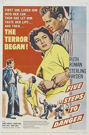 Film-Noir 5 Steps to Danger Movie