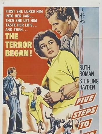 5 Steps to Danger (1957) 1080p