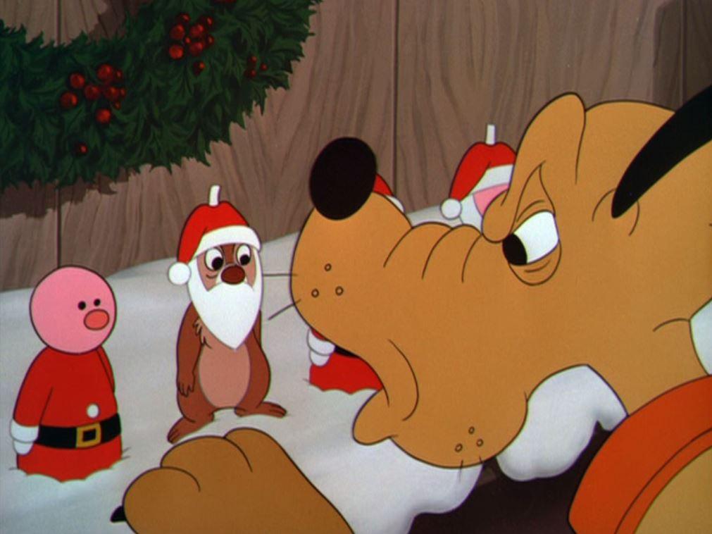 Plutos Christmas Tree.Pluto S Christmas Tree 1952