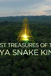 Lost Treasures of the Maya Snake Kings Poster