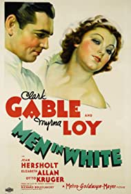 Men in White (1934) Poster - Movie Forum, Cast, Reviews