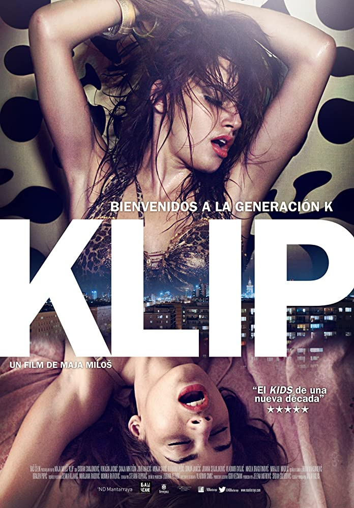 18+ Klip (2012) Dual Audio 720p BluRay [Hindi + Serbian] Full Movie