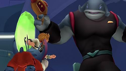 Kingdom Hearts HD 2.5 Remix: Worlds Connect