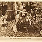 Kathleen Kirkham and Elmo Lincoln in Tarzan of the Apes (1918)