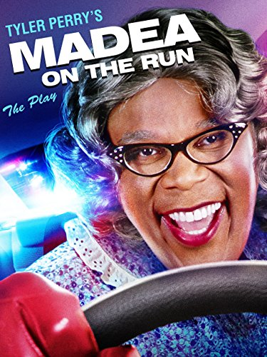Cassi Davis in Tyler Perry's: Madea on the Run (2017)