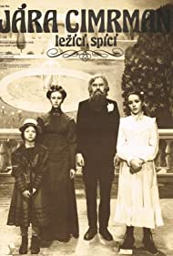Jára Cimrman lezící, spící (1983) Poster - Movie Forum, Cast, Reviews